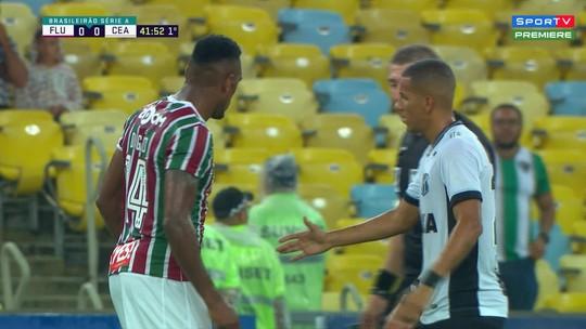 Daronco tenta promover as pazes entre Digão e Calyson, mas zagueiro tricolor rejeita