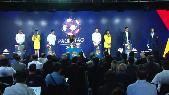 Federação sorteia grupos e confirma uso de VAR no Paulistão; veja as chaves