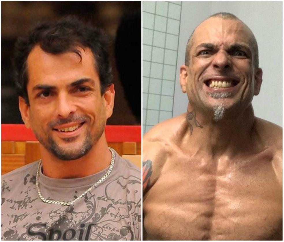 Marcelo Dourado venceu o 'BBB10' com 60% dos votos — Foto: Globo/Reprodução/Instagram
