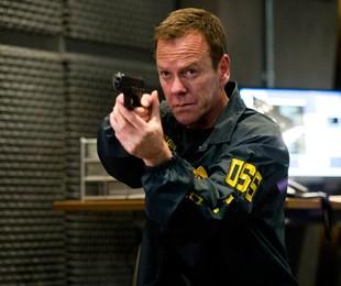 Kiefer Sutherland, o Jack Bauer de '24 horas' | Reprodução