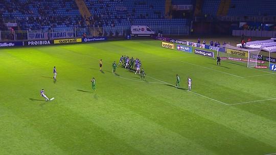 Avaí 0 x 0 Goiás: assista aos melhores momentos da partida