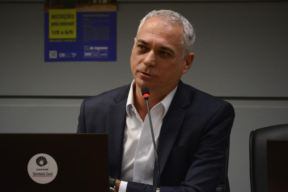 José Alves de Freitas Neto, diretor da Comvest — Foto: Miguel Von Zuben/G1/Arquivo
