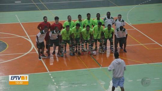 Confira gols e resultados da 1ª rodada da Taça EPTV de Futsal de quinta-feira  (9)