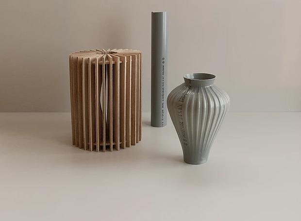 vaso de pvc (Foto: Reprodução)