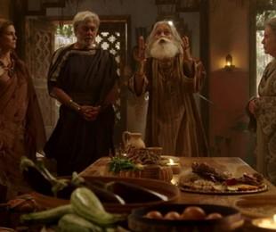 Cena de 'Gênesis' | Record