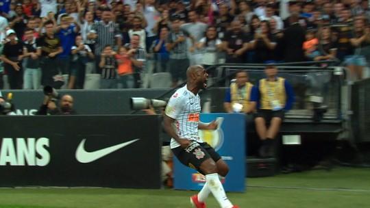 O gol de Corinthians 1 x 0 CSA pela 10ª rodada do Brasileirão 2019