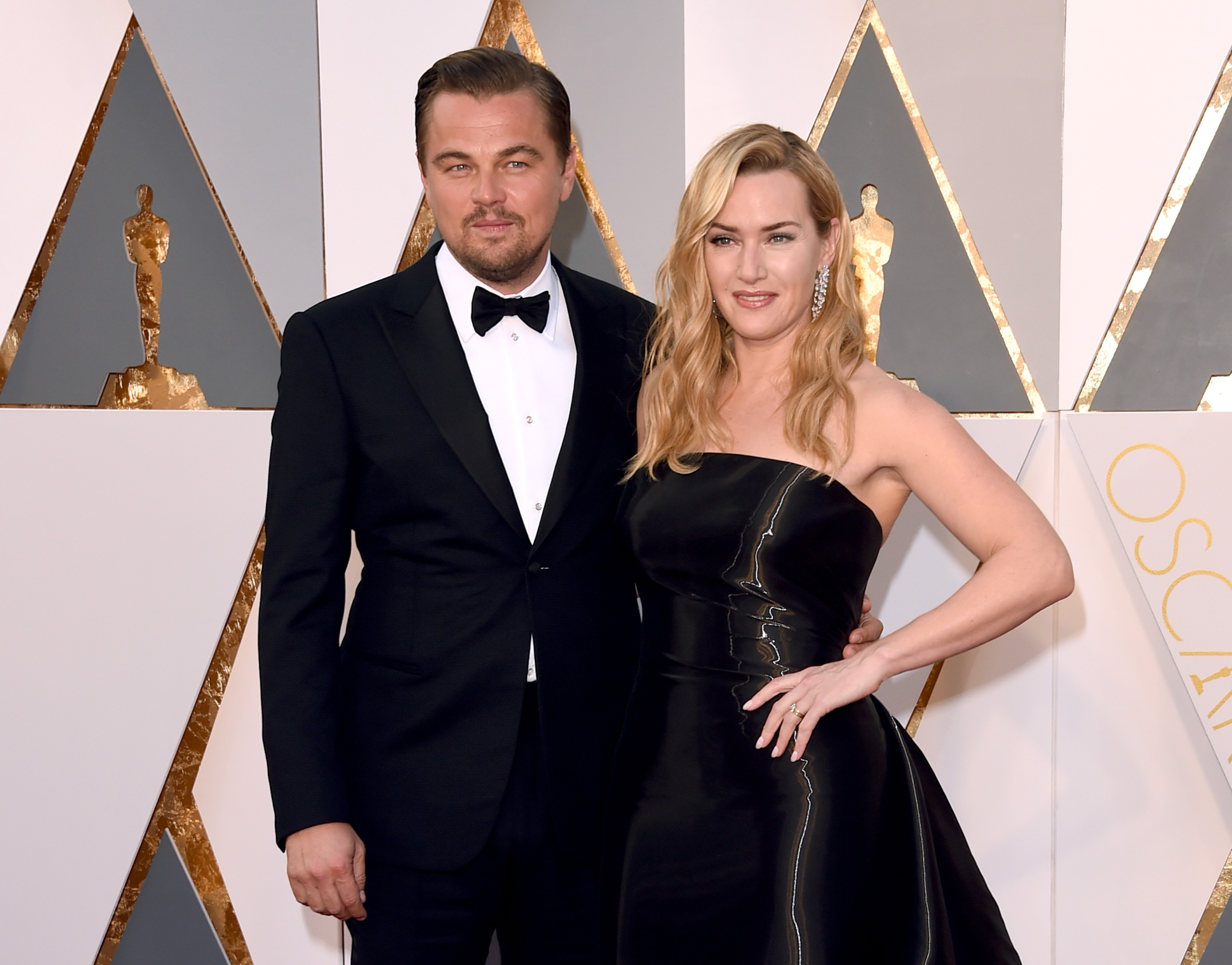 Leonardo DiCaprio e Kate Winslet (Foto: Getty Images)