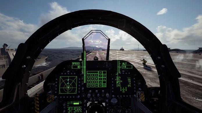 Ace Combat 7 (Foto: Divulgação)