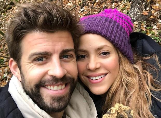 Gerard Bikku y Shakira (Foto: Reproducción / Instagram)