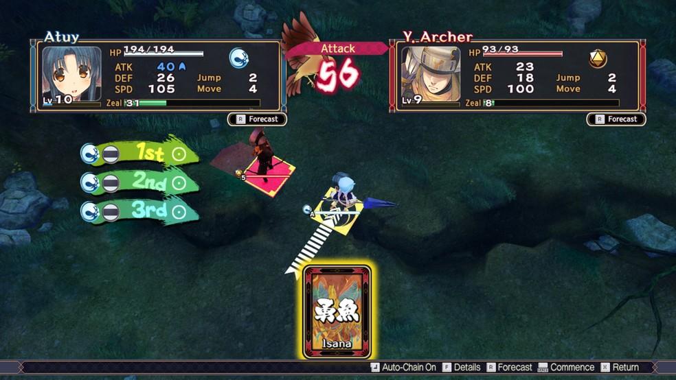 Utawarerumono: Mask of Deception é um RPG que promete muitas horas de gameplay — Foto: Divulgação/Aquaplus