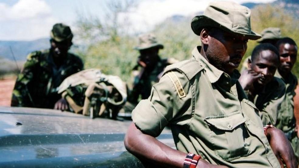 Governos e reservas privadas estão militarizando seus guardas florestais (Foto: Divulgação)