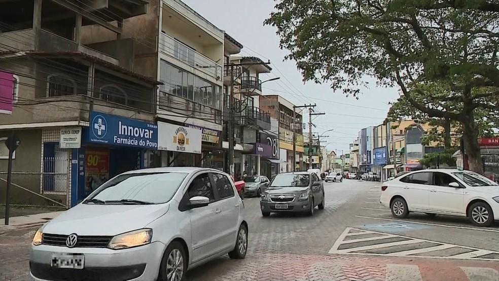 Cidade de Anchieta, no Sul do Espírito Santo — Foto: Marcel Alves/ TV Gazeta