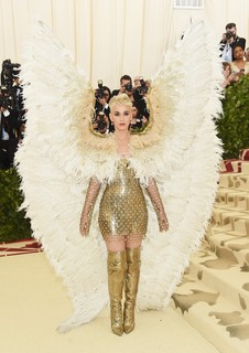 Katy Perry no Met Gala de 2018