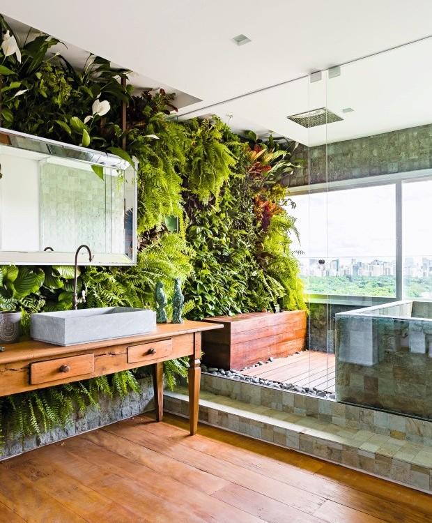 Projeto do escritório Suite Arquitetos (Foto: Ricardo Bassetti / Divulgação)