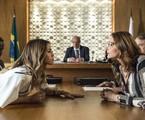 Valkíria e Sandra Helena vão se enfrentar no tribunal | Globo/ Estevam Avellar