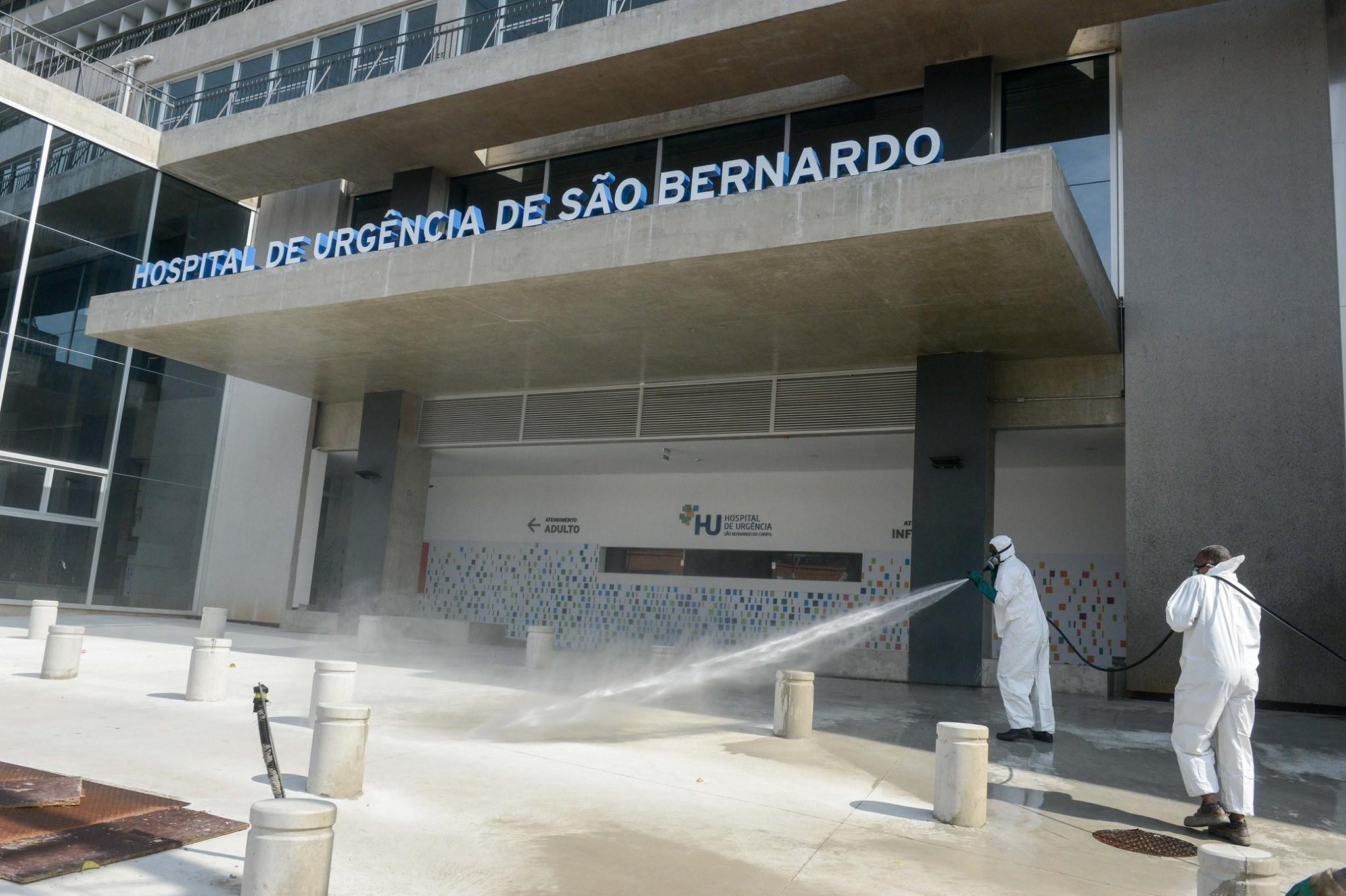Vigilância Sanitária de São Bernardo do Campo tem 25 profissionais afastados por Covid-19 e prefeitura muda coordenação