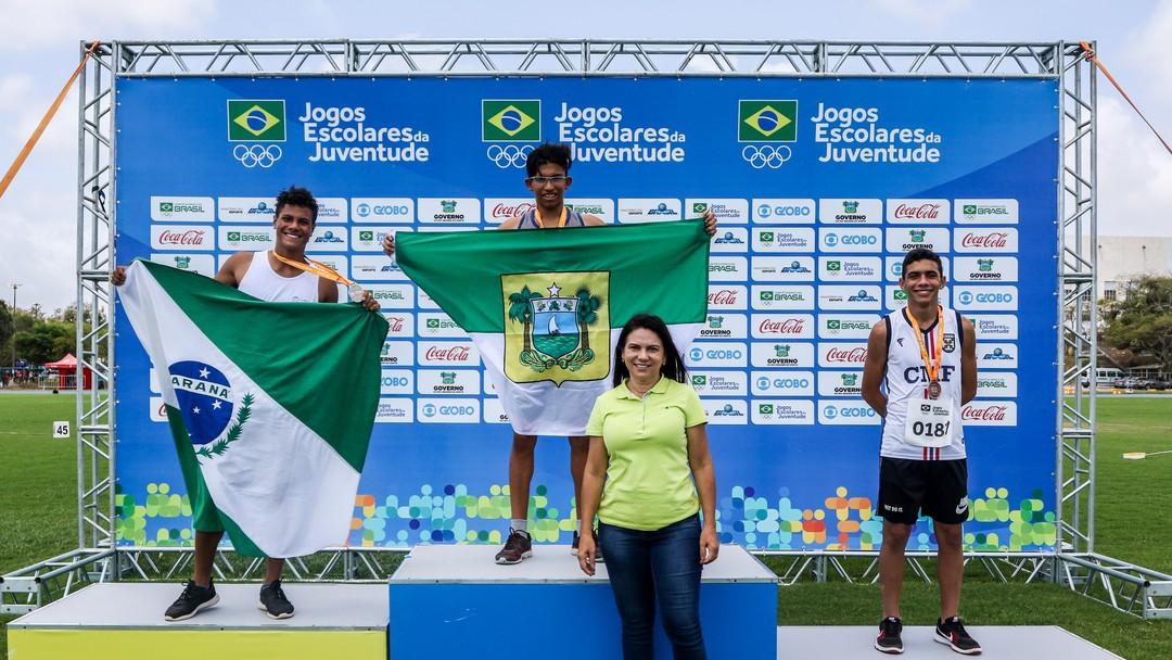 RN fecha participação nos Jogos Escolares da Juventude com 25 medalhas  8f87283c4cc38