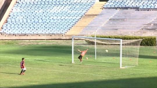Escolinha Fla chega a mais uma final e vai pegar o Boca Juniors na briga pelo bi do Piauiense sub-11