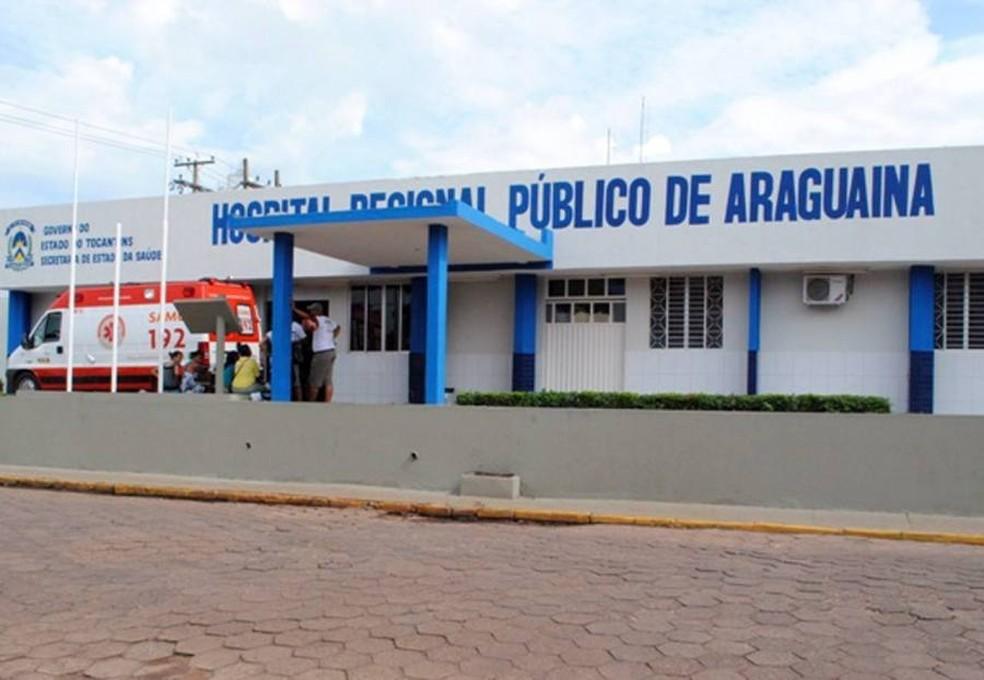 Empresa fazia coleta de lixo no Hospital Regional de Araguaína e em mais 12 unidades do estado — Foto: Portal O Norte/Divulgação