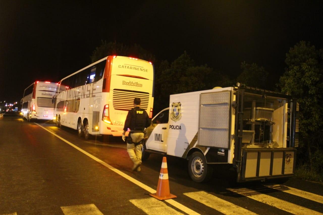 Empresário é preso suspeito de participação em tentativa de assalto a ônibus com três mortes, na BR-116