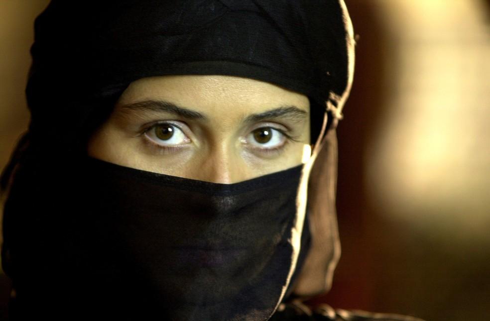Jade é uma das personagens de maior sucesso da carreira da Giovanna Antonelli — Foto: TV Globo Zé Paulo Cardeal