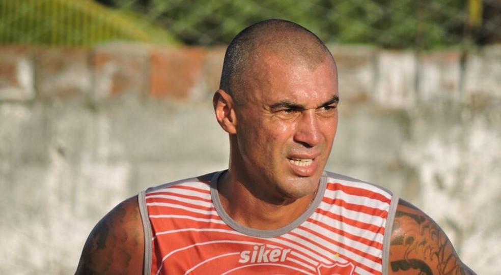 Fábio Bilica vai jogar pelo América de Pedrinhas, em Sergipe — Foto: Divulgação / Auto Esporte