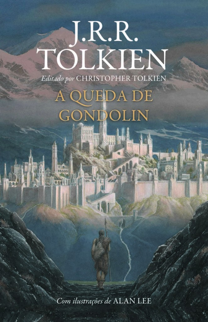 A Queda de Gondolin, de J.R.R. Tolkien (Foto: Divulgação)