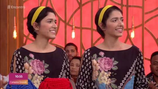 Irmãs gêmeas lutaram ao mesmo tempo contra câncer