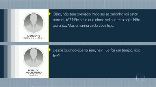 Unidades Básicas de Saúde de Guarulhos ficam sem sistema para marcação de consultas