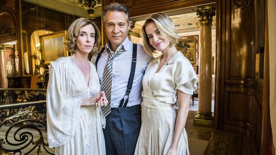 Conheça a família dos personagens de Nelson Freitas e Deborah Evellyn em 'Tempo de Amar'
