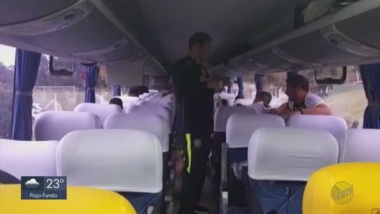 """Caldense viaja para jogo-treino com o Juventus-SP e técnico afirma: """"Um bom teste"""""""