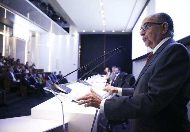 Secretário especial da Receita Federal, Marcos Cintra  (Foto: José Cruz/Agência Brasil)