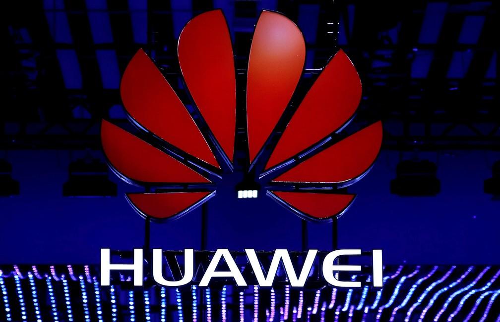 Huawei processa Estados Unidos — Foto: Reuters/Yves Herman