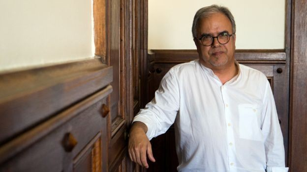 DIANA GUERRA/CONTRAMAPA (Foto: José Manuel Pureza, deputado do Bloco de Esquerda)