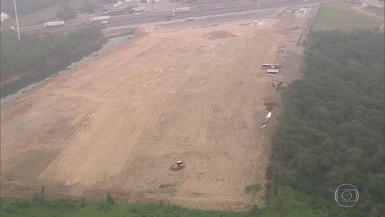 Justiça manda parar construção de cemitério público de Duque de Caxias