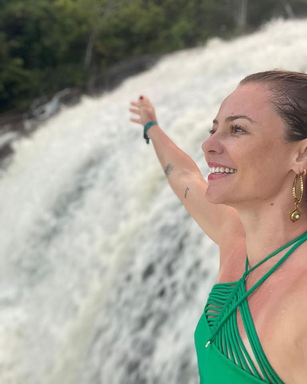 Paolla Oliveira completa 39 anos e compartilha fotos especiais na web — Foto: Instagram
