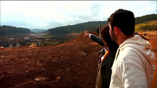 GloboNews Documento mostra Brumadinho seis meses depois da tragédia