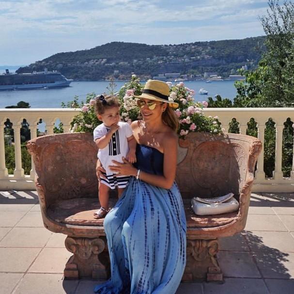 Carol Buffara e Maria Julia (Foto: Instagram/Reprodução)