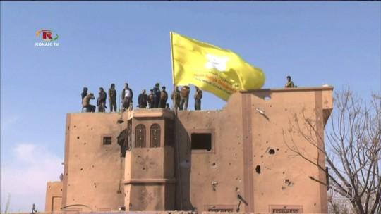 Anunciado o fim do Estado Islâmico