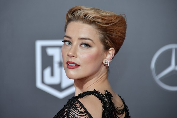 A atriz Amber Heard (Foto: Getty Images)