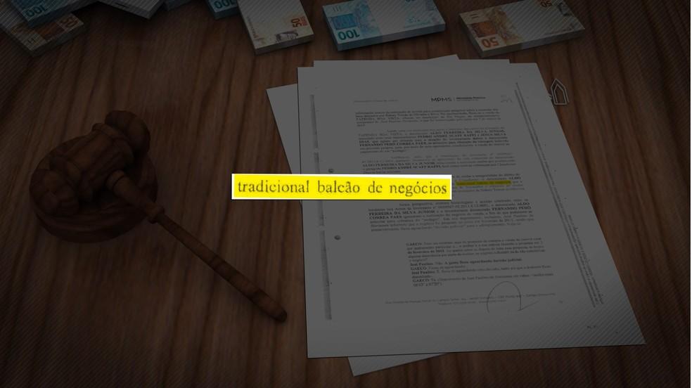 Denúncia do MPE aponta que juiz Aldo transformou seu gabinete em um