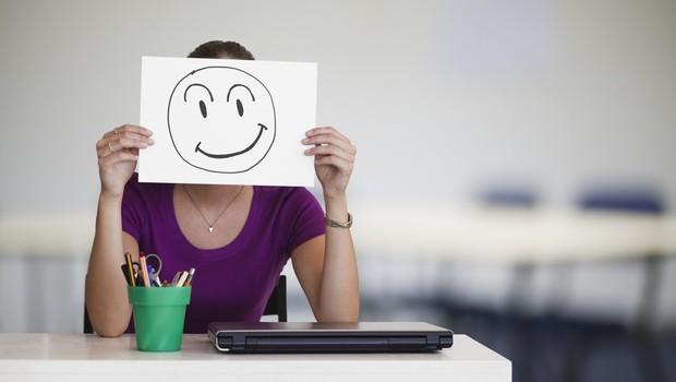 Carreira ; feliz no trabalho ; ser mais feliz ; felicidade ; vida no escritório ;  (Foto: Thinkstock)