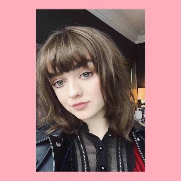 Maisie Williams (Foto: Reprodução/Instagram)