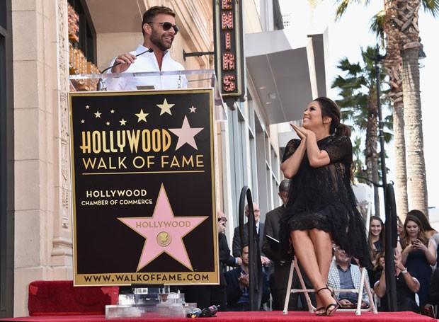 Rick Martim e Eva Longoria (Foto: Getty Images)