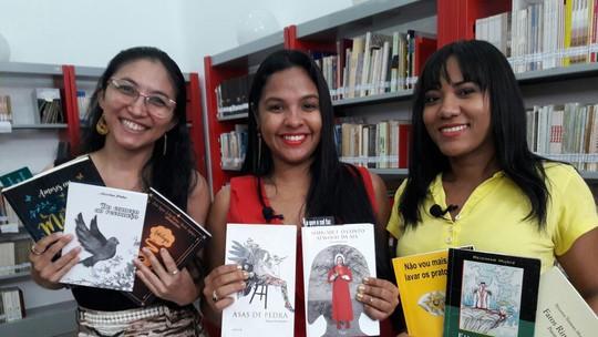 Teresinenses criam grupo para debater e incentivar a produção literária feminina