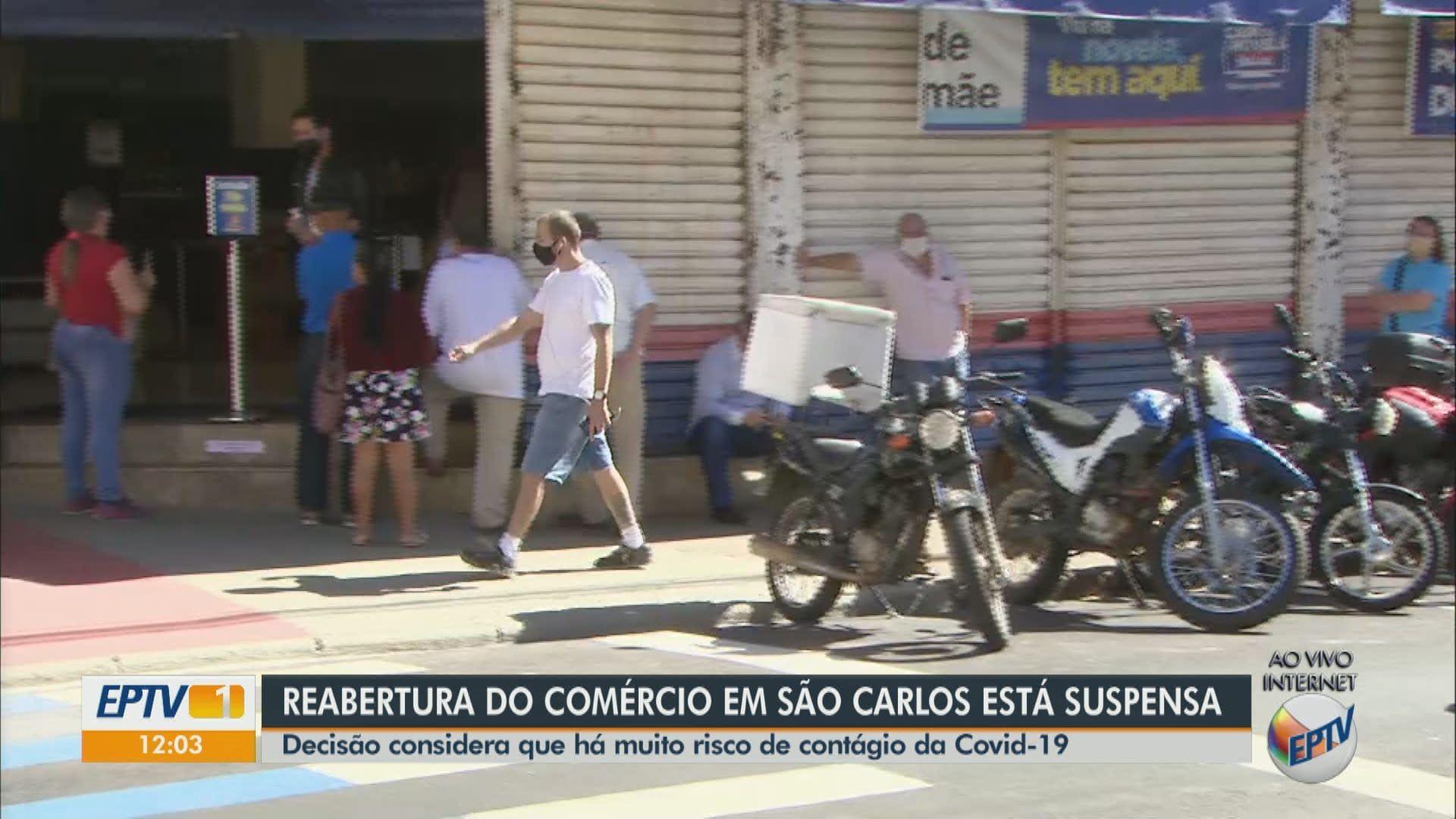 VÍDEOS: EPTV1 São Carlos desta sexta-feira, 29 de maio
