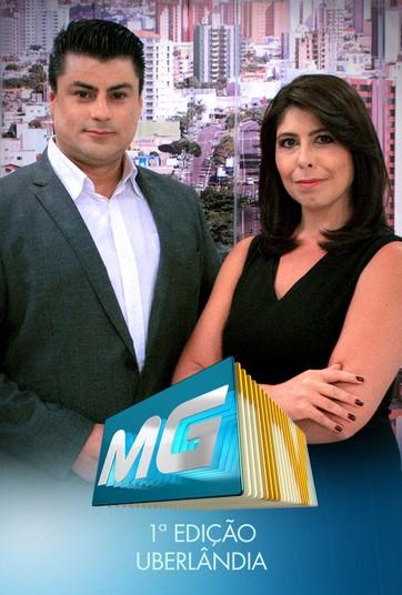 MGTV 1ª edição - Uberlândia
