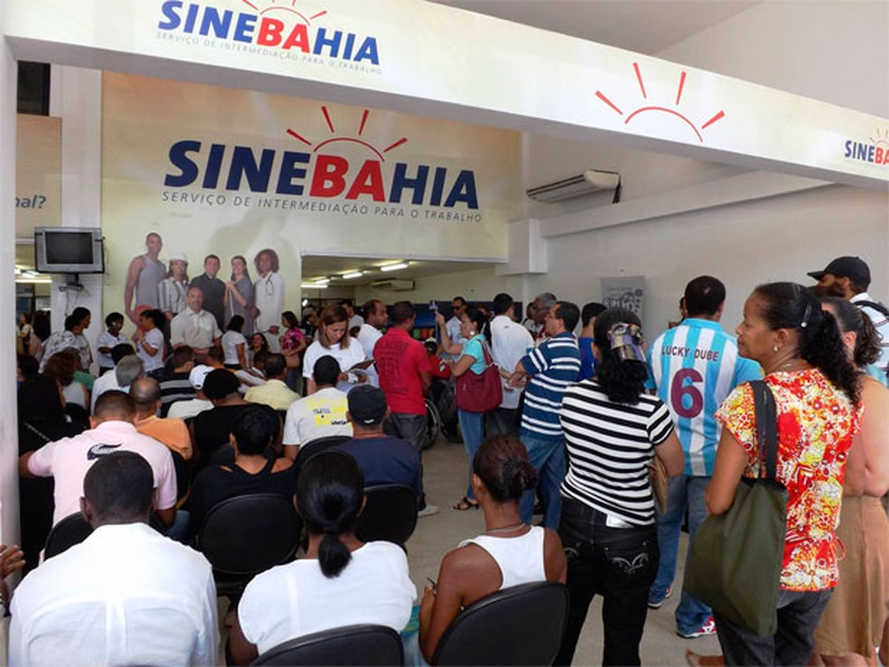 SineBahia tem vagas para Salvador, Lauro de Freitas, Jequié, Senhor do Bonfim e Luís Eduardo Magalhães. (Foto: Divulgação)