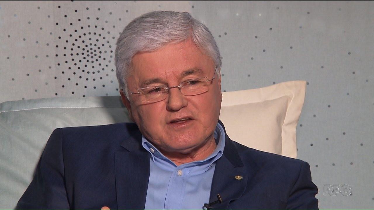 TJ nega recurso de Rossoni contra acusação de improbidade administrativa na Quadro Negro; ex-deputado responde a 11 ações judiciais - Notícias - Plantão Diário