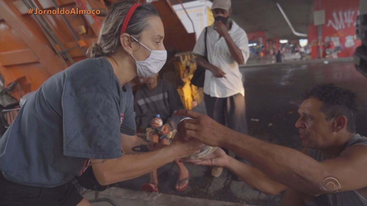 Entidades e ONGs enfrentam dificuldades para manter estoques de alimentos no RS